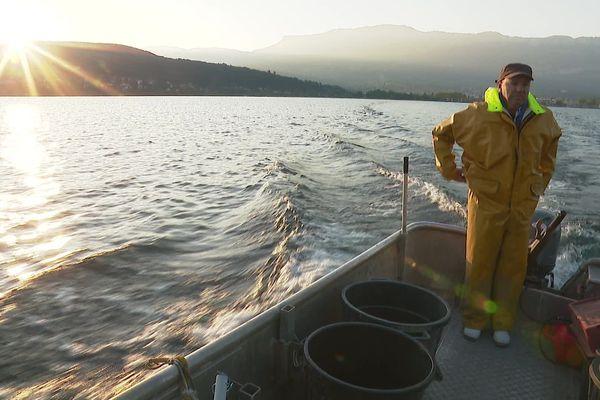 Les pêcheurs professionnels n'ont pas interrompu leur activité pendant le confinement.
