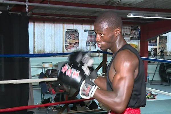 Isaac, réfugié, rêve de boxer pour la France - 11 octobre 2018