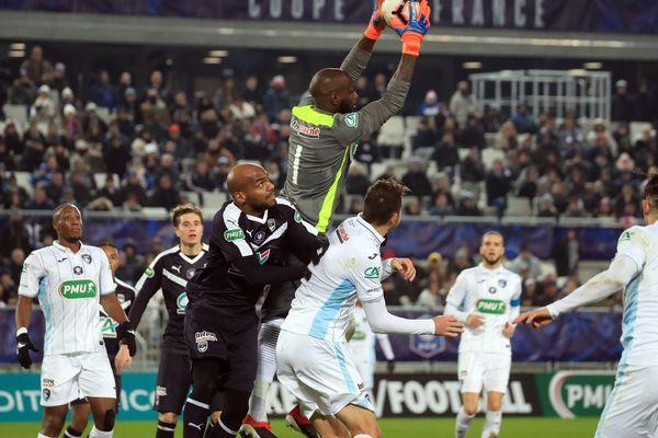 Le 6 janvier 2019, Bordeaux est éliminé par le Havre en Coupe de France au stade Matmut Atlantique