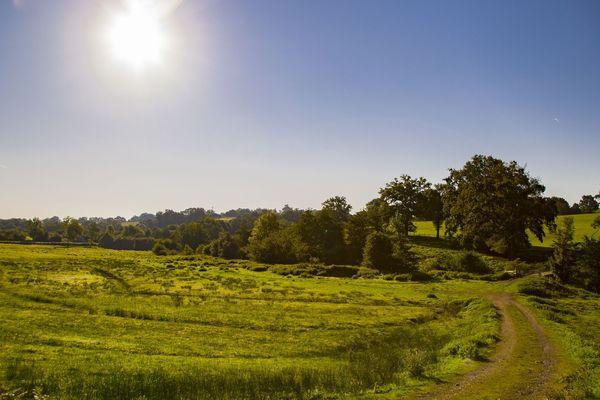 Les paysages corréziens correspondent à ce que recherchent les adeptes d'un tourisme plus lent et plus vert