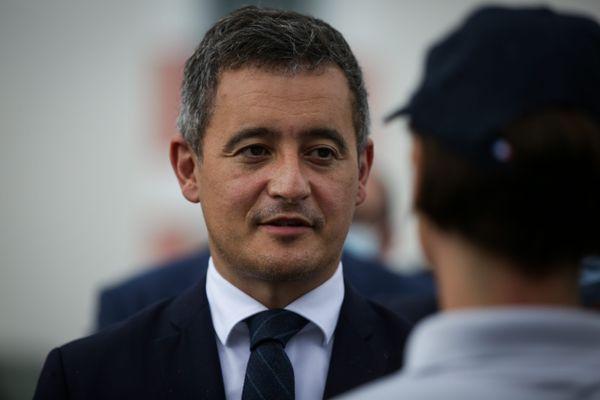 Gérald Darmanin, ministre de l'Intérieur.