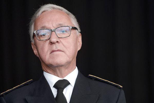 Gilbert Payet,  préfet des Pyrénées-Atlantiques