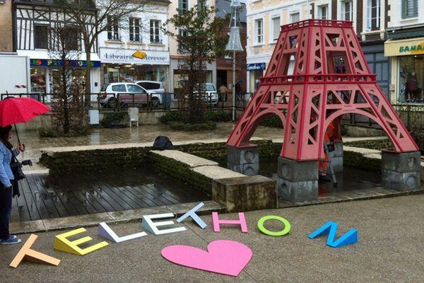 Pour le téléthon de nombreuses animations auront lieu à Rouen dès ce vendredi 7 décembre.