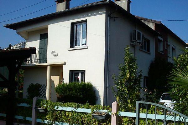 Le drame s'est déroulé dans cette maison du quartier Jean-Chaubet à Toulouse