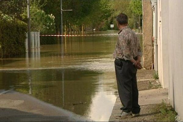 Inondations à Tonnerre