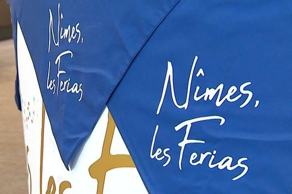 Le bleu désormais couleur officielle des ferias de Nîmes - 2019.