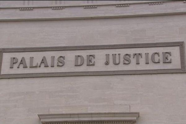 Le tribunal de Lons-le-Saunier dans le Jura