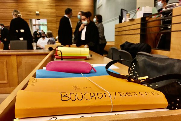 Le procès en appel de Laurent Dejean accusé du meurtre de Patricia Bouchon s'est ouvert lundi 28 juin devant la cour d'assises d'Albi - 2021.