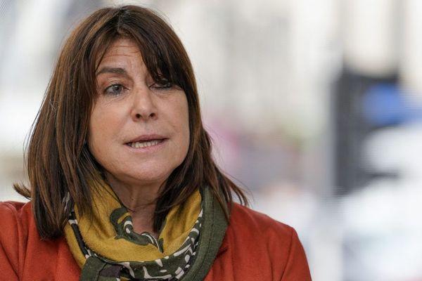 Michèle Rubirola,tête de liste du Printemps marseillais