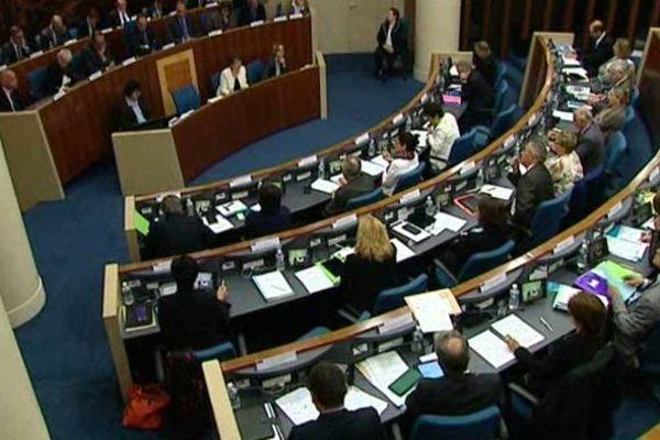 Session du Conseil Département du Loiret (Illustration)