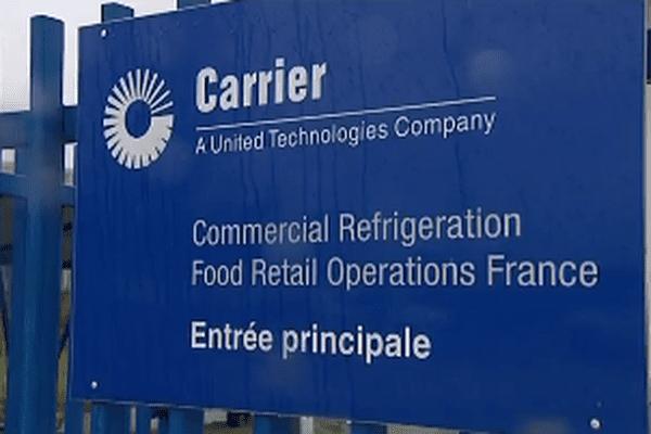 L'activité cessera en juillet 2018 sur le site de l'entreprise Carrier à Romorantin