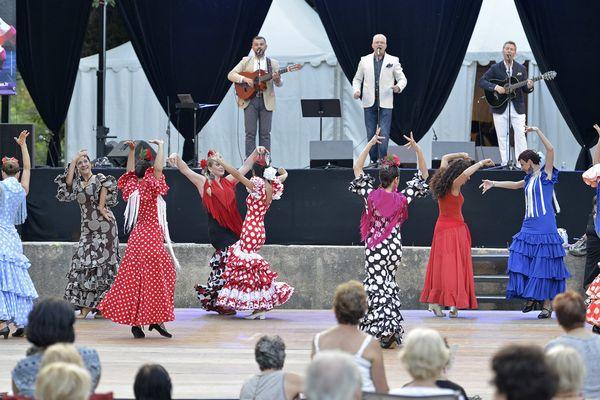 Les Nuits Flamencas, édition 2015.