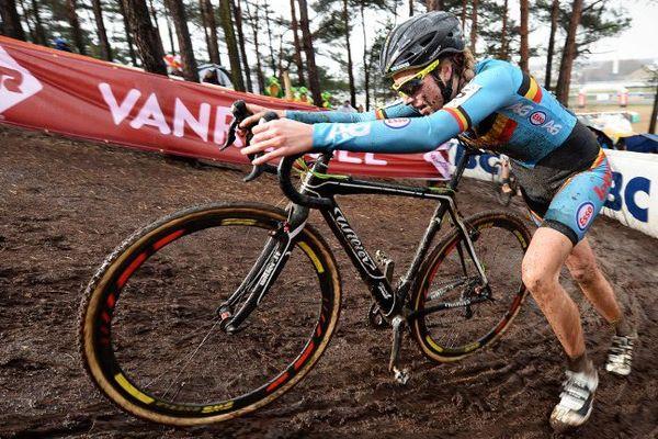 Femke Van den Driessche est suspendue 6 ans par l'UCI.