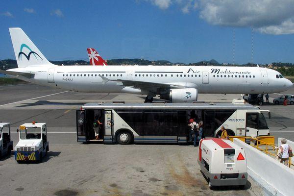 Air Méditerranée en liquidation remboursera ses clients - Photo d'archives