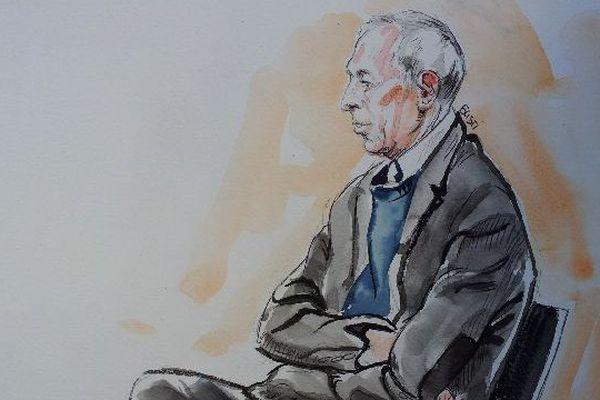 Jean-Dominique Lefèvre comparaît devant les assises de Saône-et-Loire, où il est jugé pour des agressions sexuelles sur des fillettes et des viols sur une mineure et une majeure.