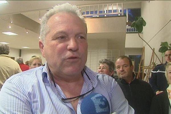 Georges Gianni, maire de Lecci et candidat pas encore déclaré à la présidence du Syvadec.