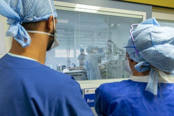44 patients Covid sont actuellement en réanimation dans les hôpitaux de l'AP-HM.