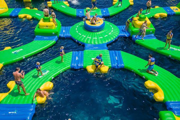 Voilà à quoi ressemblera l'Aquader, ce parc aquatique de plus de 4500 m² sur le lac de Der.