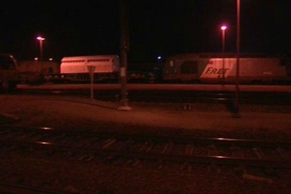 Un convoi de déchets nucléaires avait déjà traversé la métropole lilloise la nuit du 11 au 12 décembre 2012.