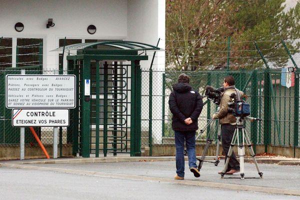 Les faits se sont déroulés au centre d'instruction de Cercottes, près d'Orléans