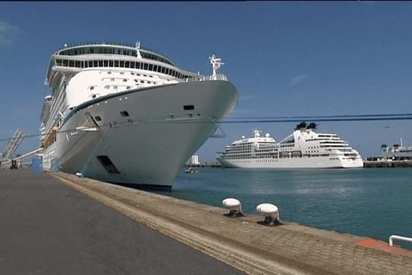 L'Explorer of the sea et le Seabourn Quest ont fait escale ce jeudi quai de France