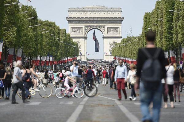 Ce dimanche 19 septembre se déroule la septième édition de la Journée sans voitures dans la capitale.