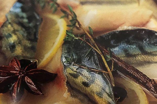 Une marinade citron, badiane et réglisse : la proposition du chef Loïc Le Saux pour sublimer un maquereau