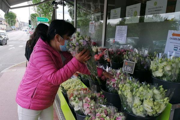 Les fleuristes retrouvent un peu le sourire