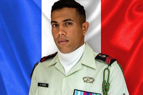 Le Caporal Abdelatif Rafik est décédé au Mali le 17 octobre 2018 au Mali. Il était originaire de Bergerac en Dordogne.