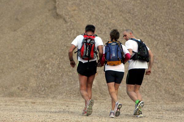 Photo d'illustration du marathon des sables