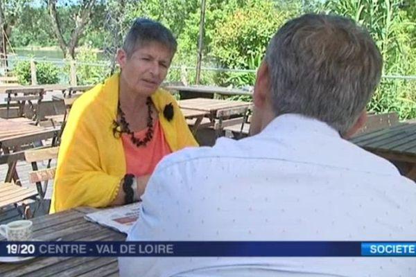 Témoignage de Véronique Verger, figure à Tours, de la lutte contre les violences faites aux femmes