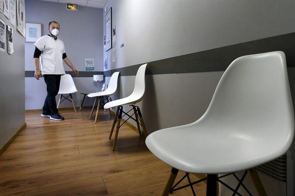 La plupart des professionnels de santé dans les secteurs du paramédical ont fermé leur cabinet depuis la propagation du coronavirus. (Illustration)