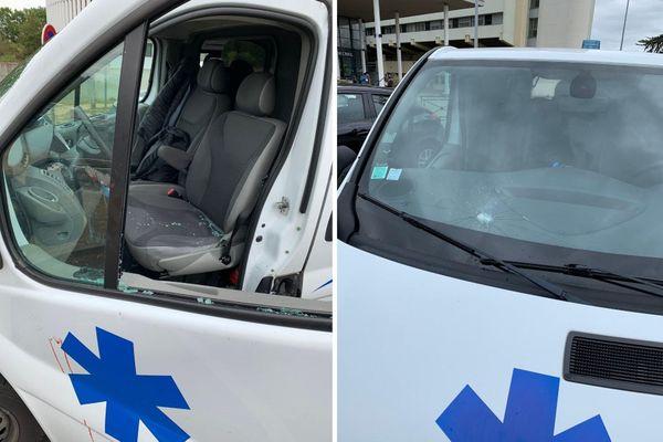 Deux ambulanciers ont été agressés à Creil, alors qu'ils transportaient une personne sous oxygène