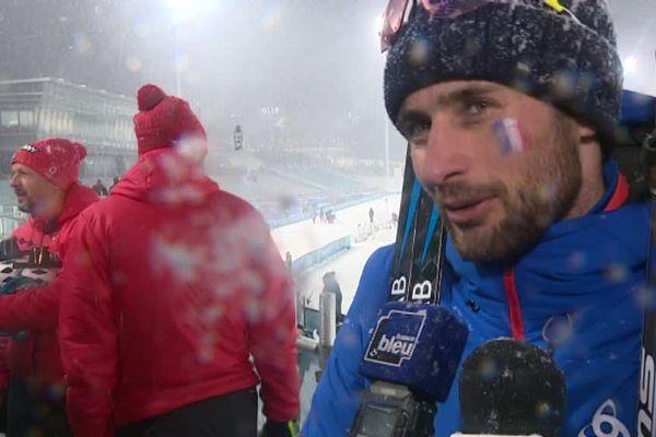 Il avait décidé de revenir à la compétition pour retrouver la grande fête des Jeux Olympiques. Espoir déçu pour le Jurassien Jason Lamy-Chappuis.