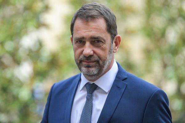 Christophe Castaner, le ministre de l'Intérieur