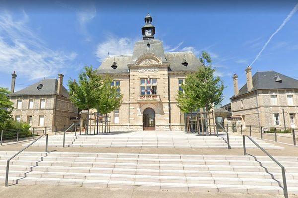 Hôtel de ville de Saint-Pierre-des-Corps