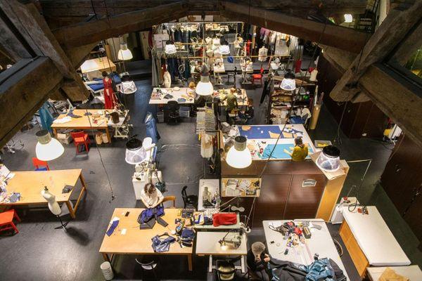 L'Atelier de couture de l'Opéra de Bordeaux