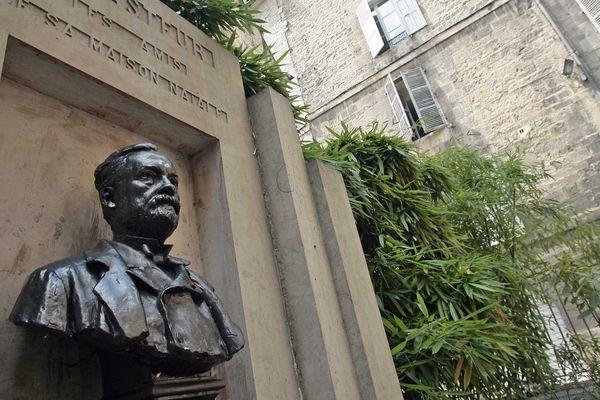 La maison natale de Louis Pasteur, à Dole, dans le Jura, est un musée consacré à la mémoire du chimiste et physicien depuis 1923.