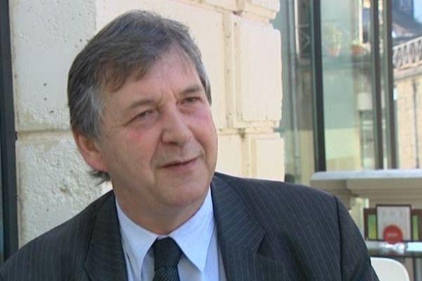 Philippe Nauche, Maire de Brive et Député de la Corrèze.