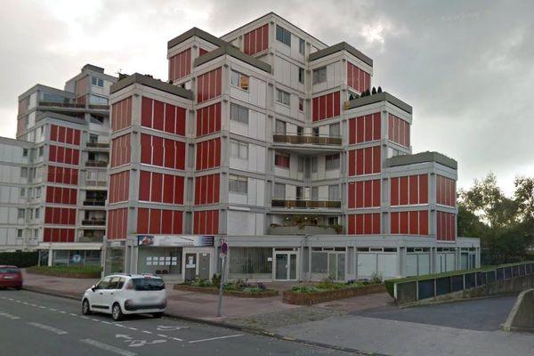 La victime est décédée en quelques minutes dans un parc du quartier Fénelon à Dunkerque