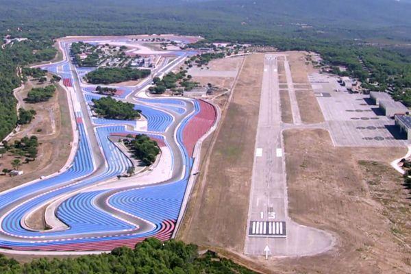 Le GP de France est la première des courses encore programmées au calendrier de la saison. Elle se déroule sur le Circuit Paul Ricard du Castellet dans le Var.