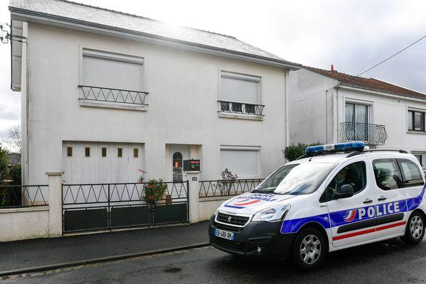 La maison des Troadec à Orvault près de Nantes