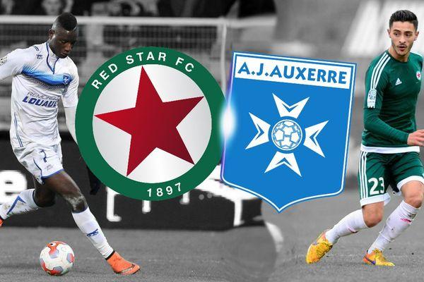 L'AJ Auxerre se déplace chez le Red Star ce lundi 14 mars 2016, pour la 30ème journée de Ligue 2.