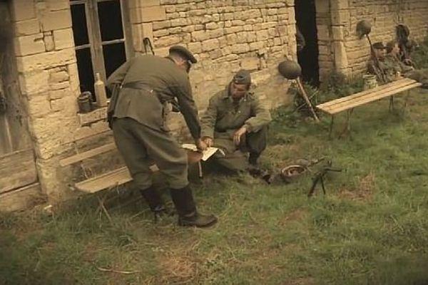 """""""Cent jours en été"""" : la bataille de Normandie, épisode du 10 juillet 1944"""
