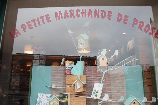 """Librairie """"La petite marchande de prose"""""""