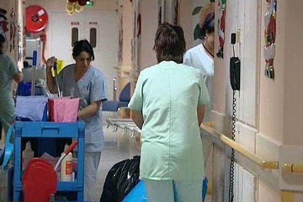Fin de conflit social à l'hôpital Eugénie d'Ajaccio