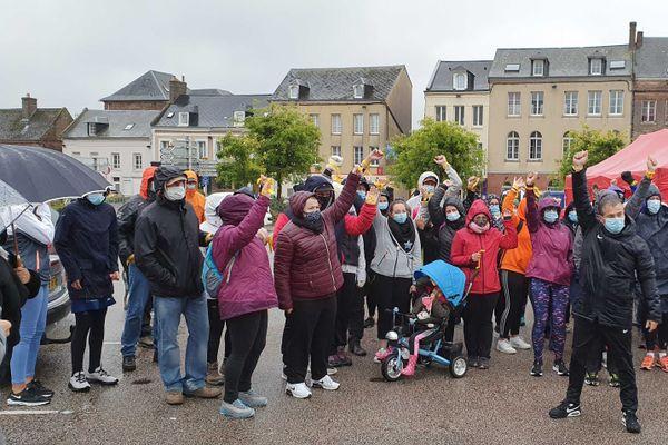 A Bacqueville-en-Caux, une marche pour faire connaître la maladie de l'endométriose