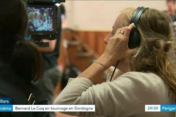 La fin de l'été, un téléfilm tourné en Dordogne pour Arte