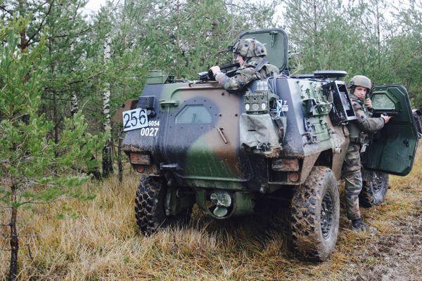 Transport de troupes