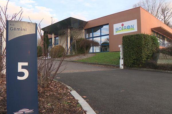 Le site Boiron de Limoges emploie une vingtaine de personnes.